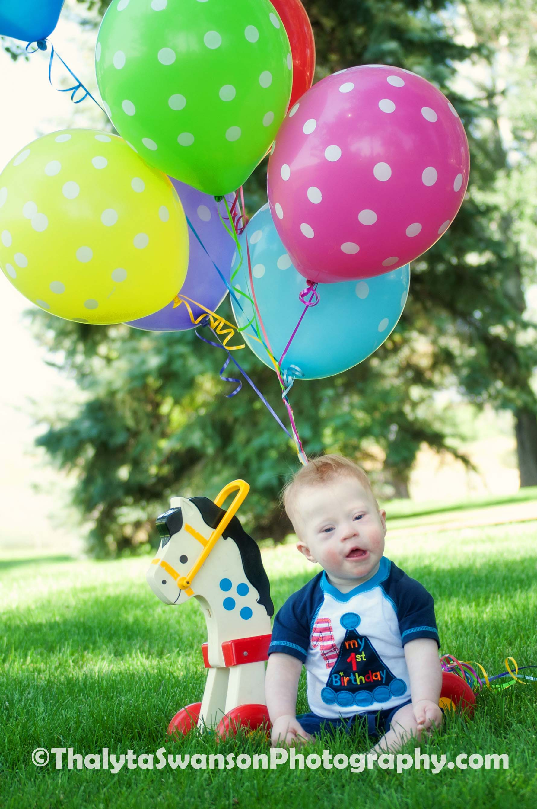 First Birthday Photos - Fort Collins Photography (2)