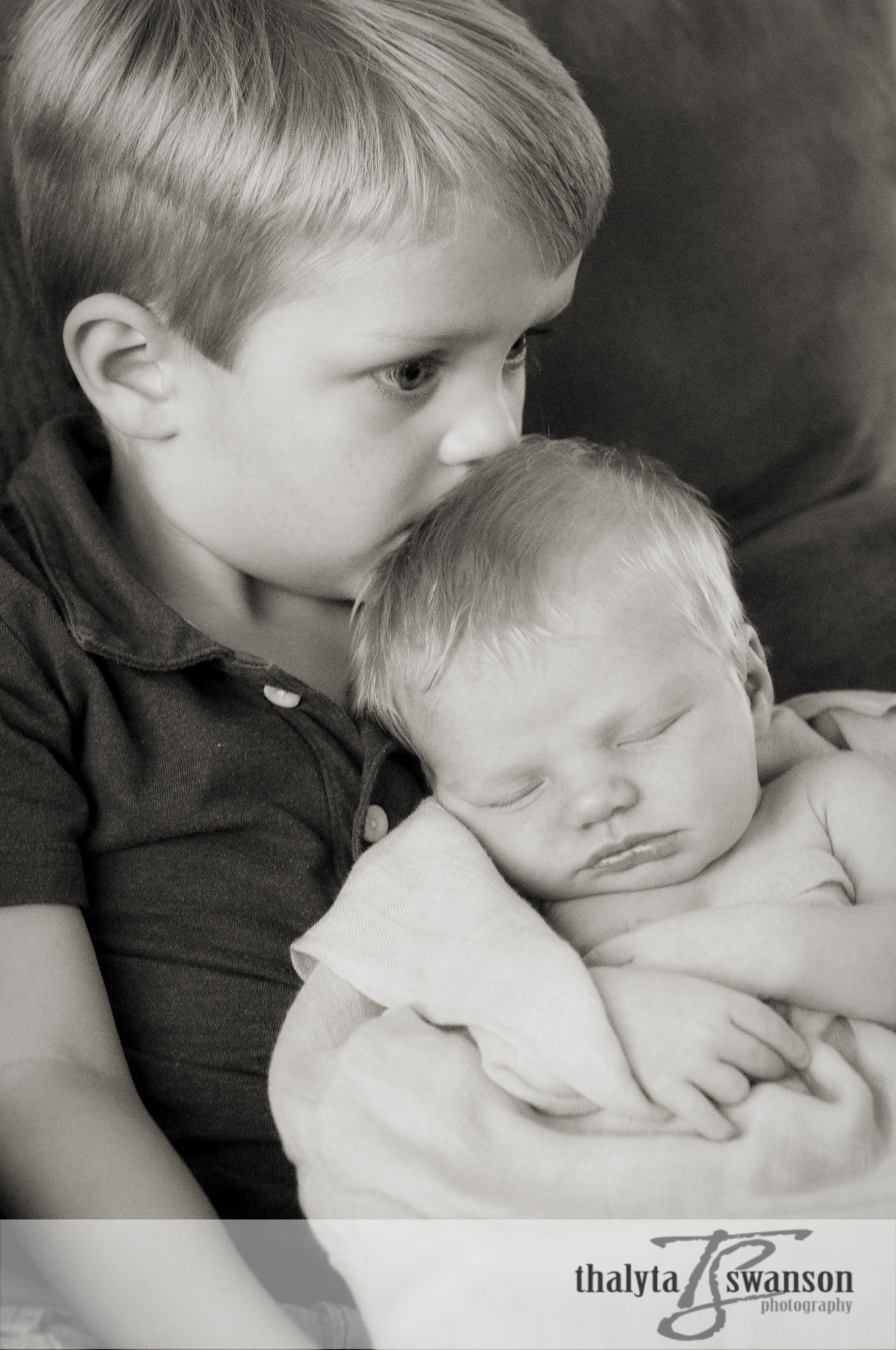 Newborn and Siblings - Fort Collins Photography (15)