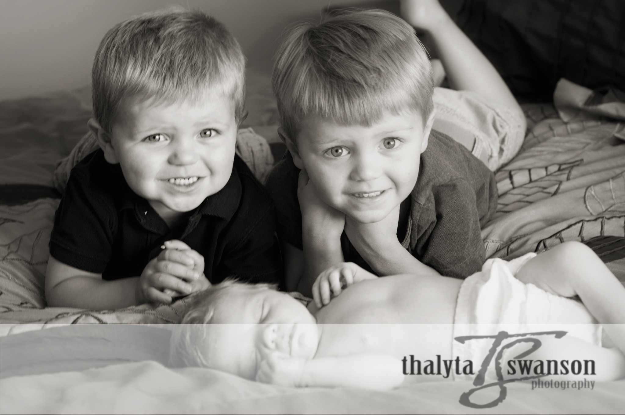Newborn and Siblings - Fort Collins Photography (4)