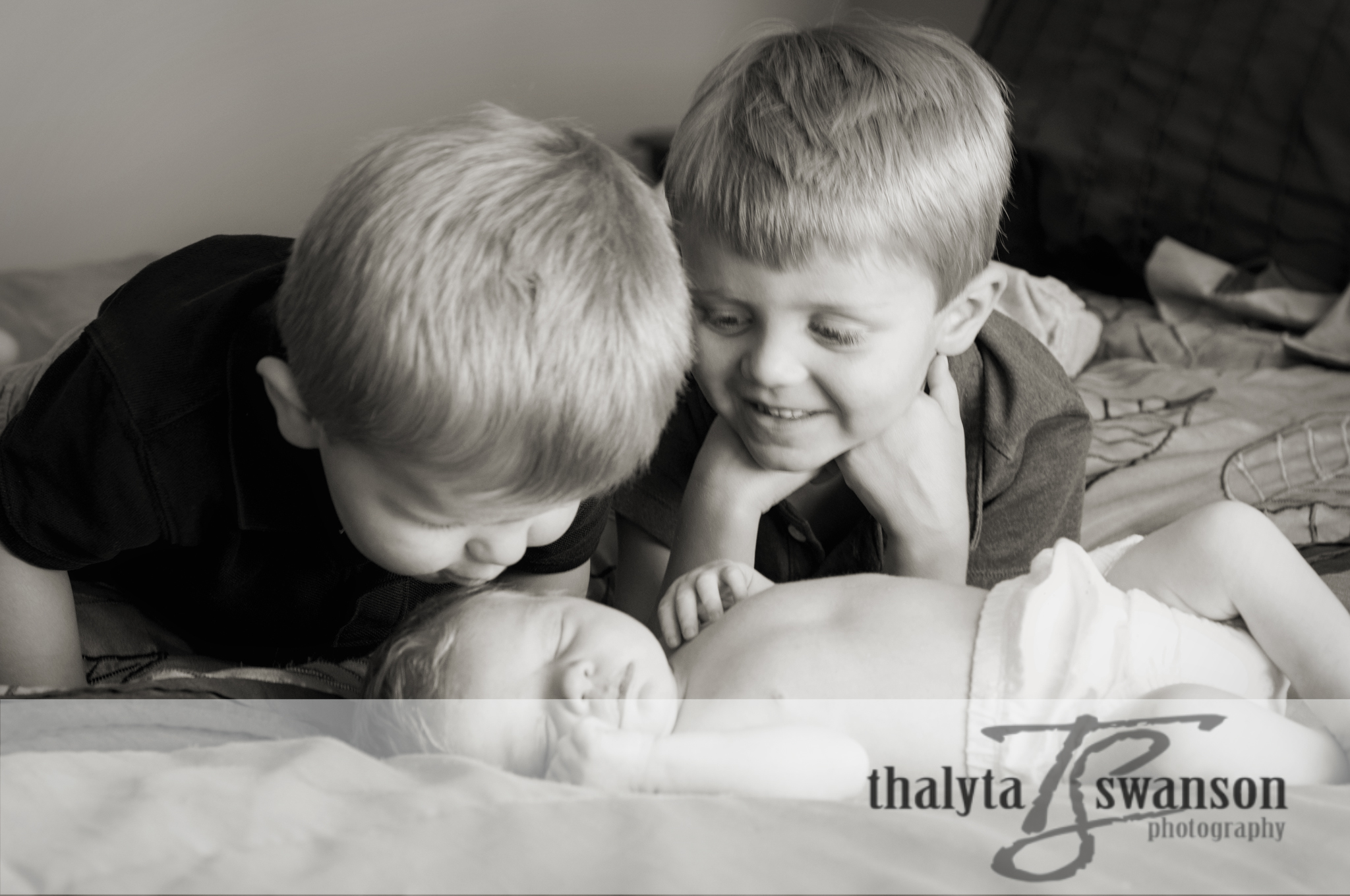 Newborn and Siblings - Fort Collins Photography (5)