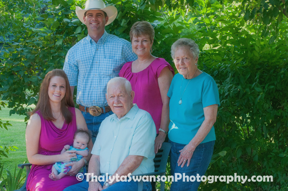 Generation Family Photos - Fort Collis Photographer (1)