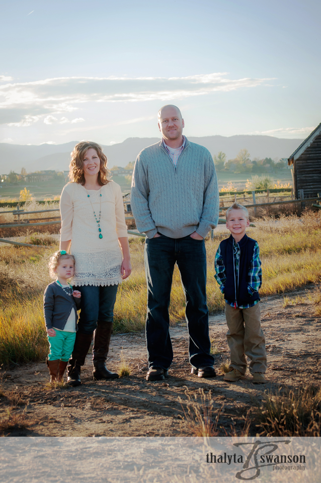 Fort Collins Photographer - Fall Family Session (6)