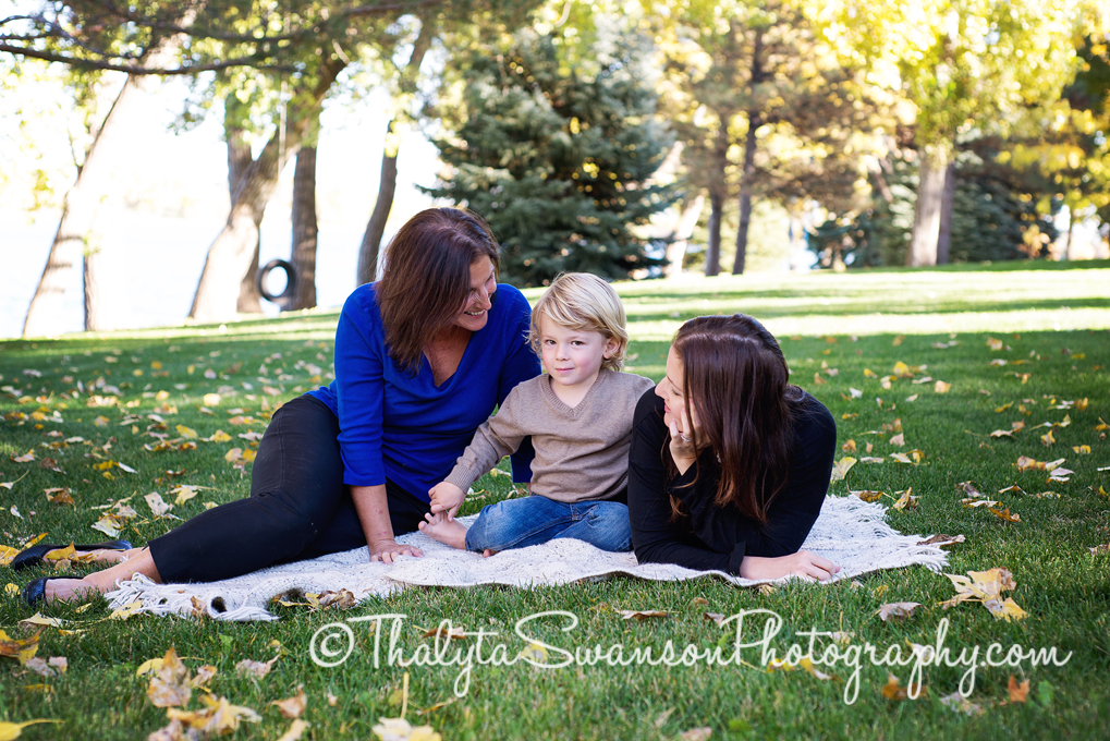 Family Photo Session - Fort Collins Photographer