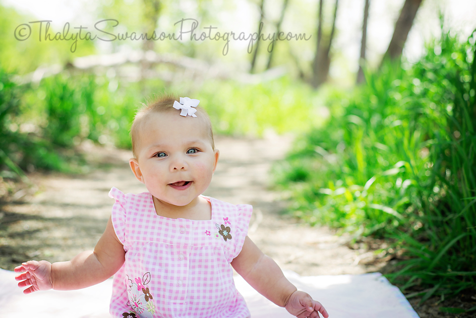 6 month old beauty - Fort Collins Photographer (2)