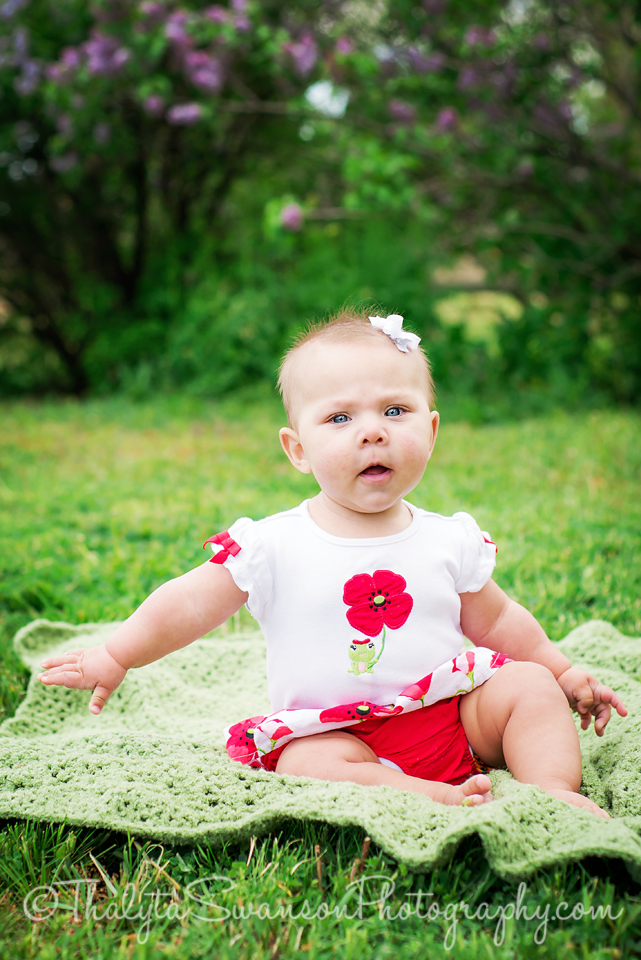 6 month old beauty - Fort Collins Photographer (5)