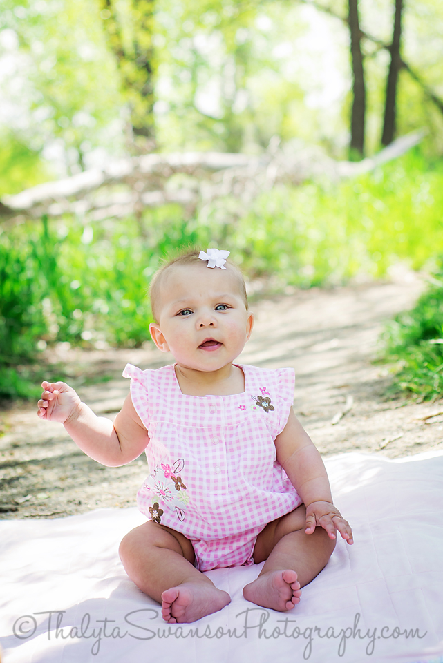 6 month old beauty - Fort Collins Photographer (7)