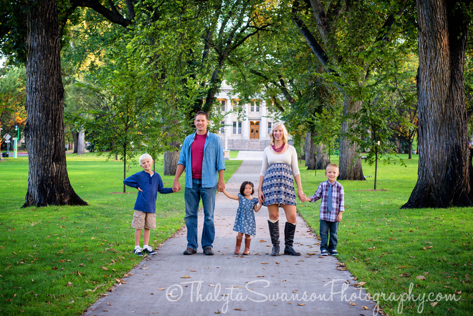 CSU Oval Family Photos - Fort Collins Photographer (11)