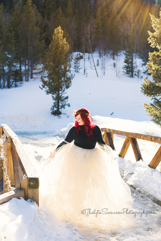 Snowy Styled Shoot - Fort Collins Photographer