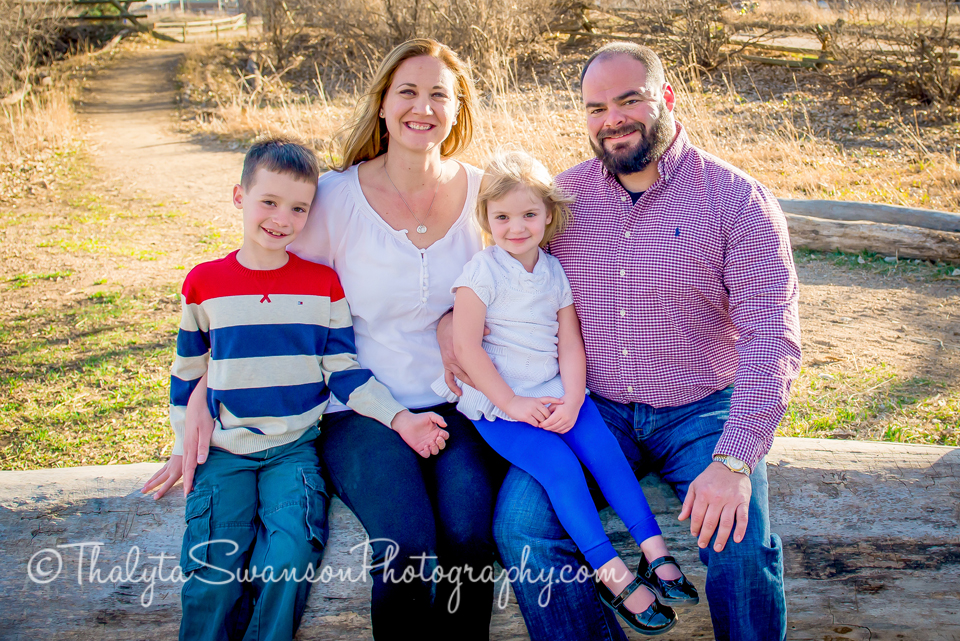 Family Photo Session - Northern Colorado Photographer