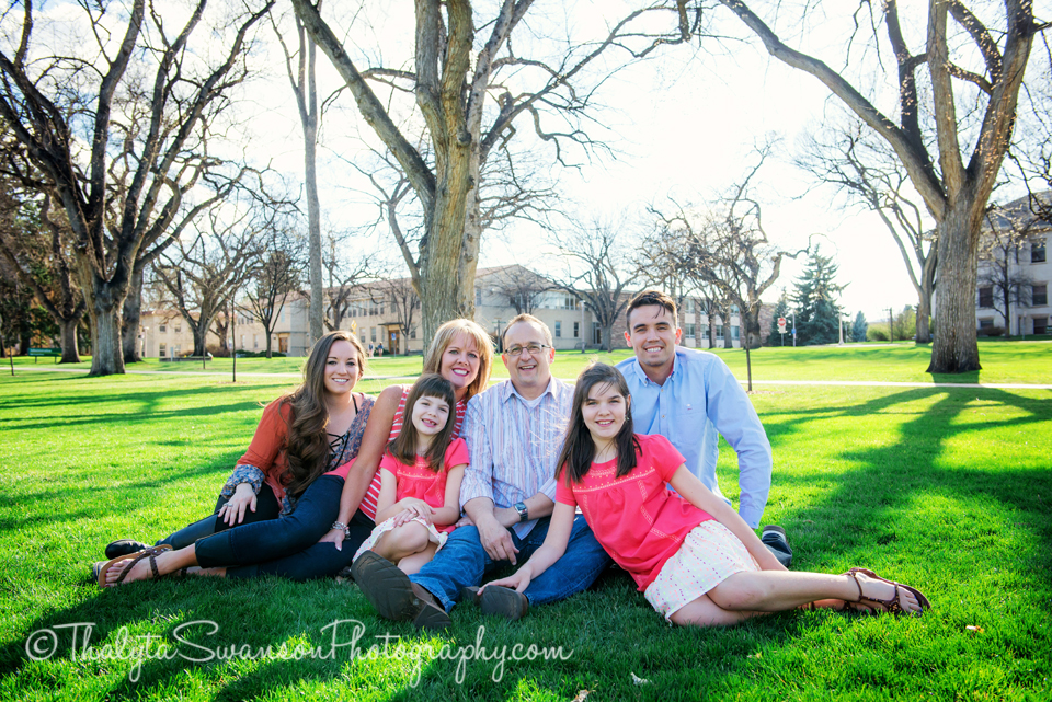 Family Spring Session at CSU - Fort Collins Photographer (8)