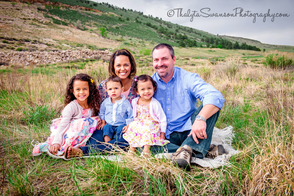 Family Mini Session  - Fort Collins Family Photographer