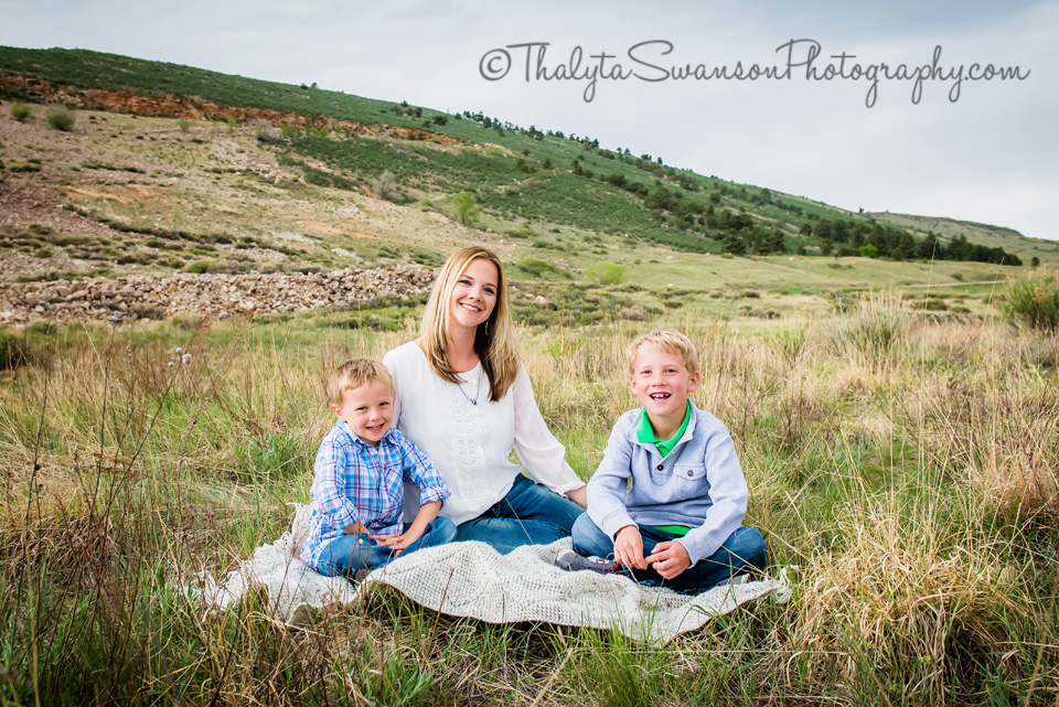 Gaines Family Mini Session - Fort Collins Family Photographer (1)