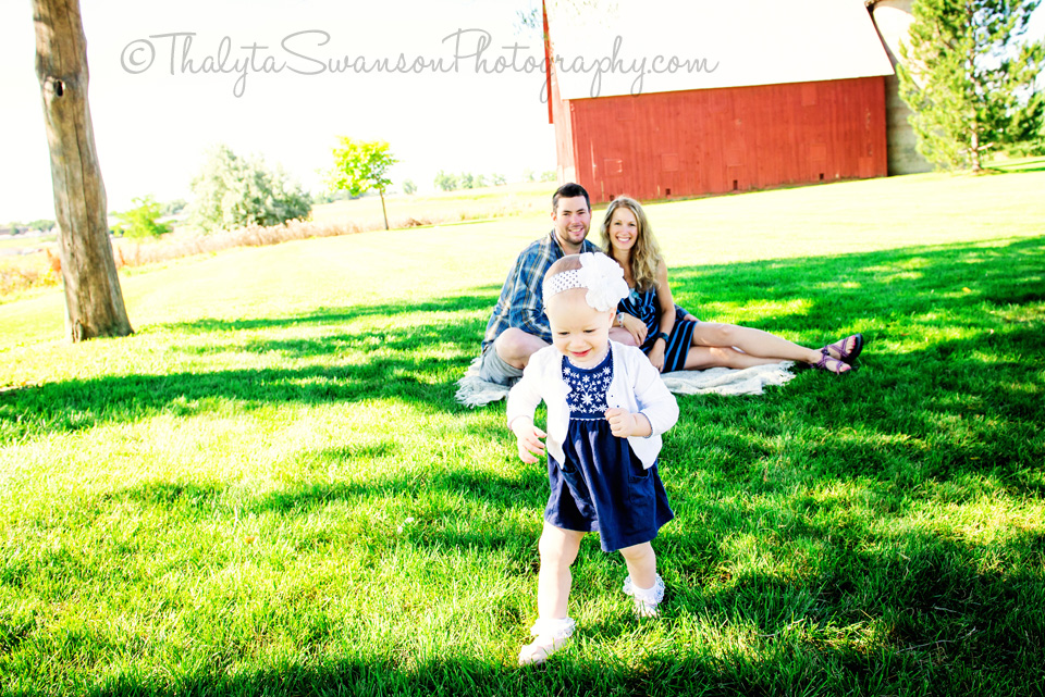One Year Old Photo Session - Fort Collins Photographer (10)