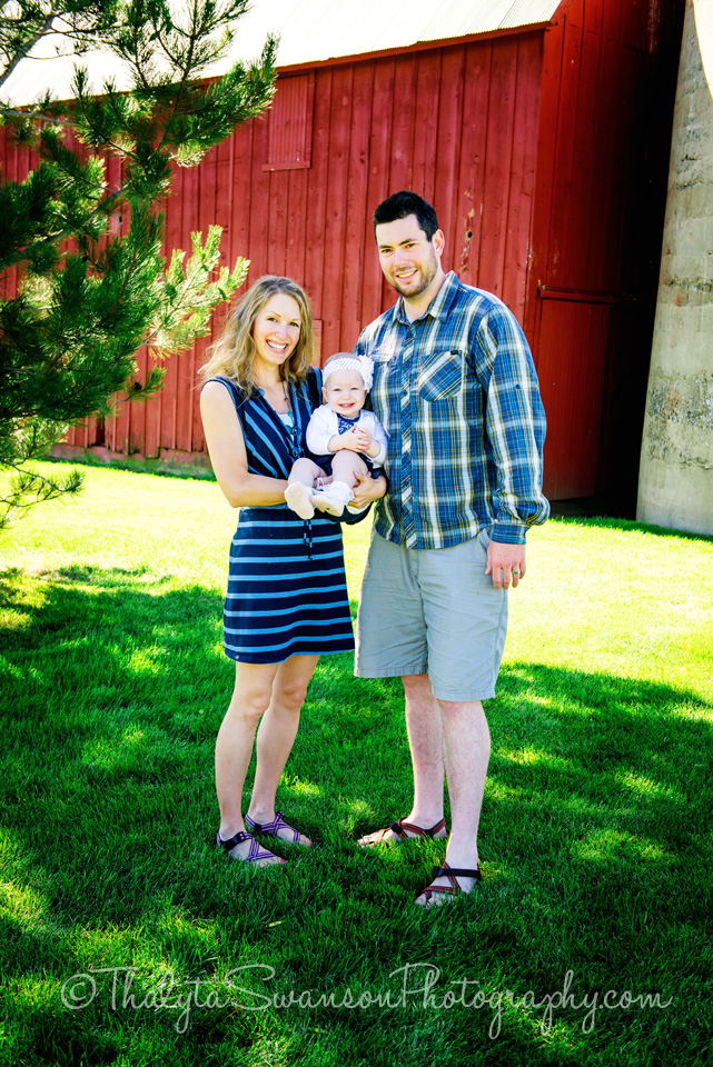 One Year Old Photo Session - Fort Collins Photographer (11)