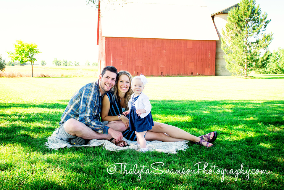 One Year Old Photo Session - Fort Collins Photographer (12)