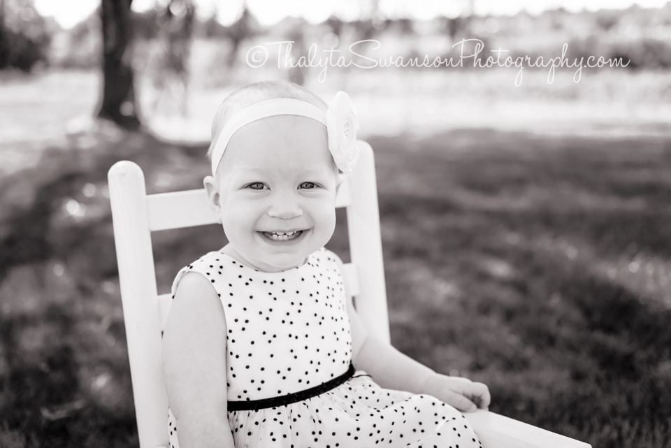 One Year Old Photo Session - Fort Collins Photographer (1)