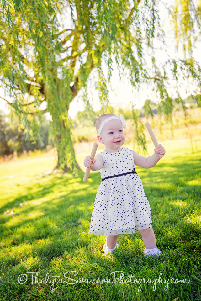 One Year Old Photo Session - Fort Collins Photographer (2)