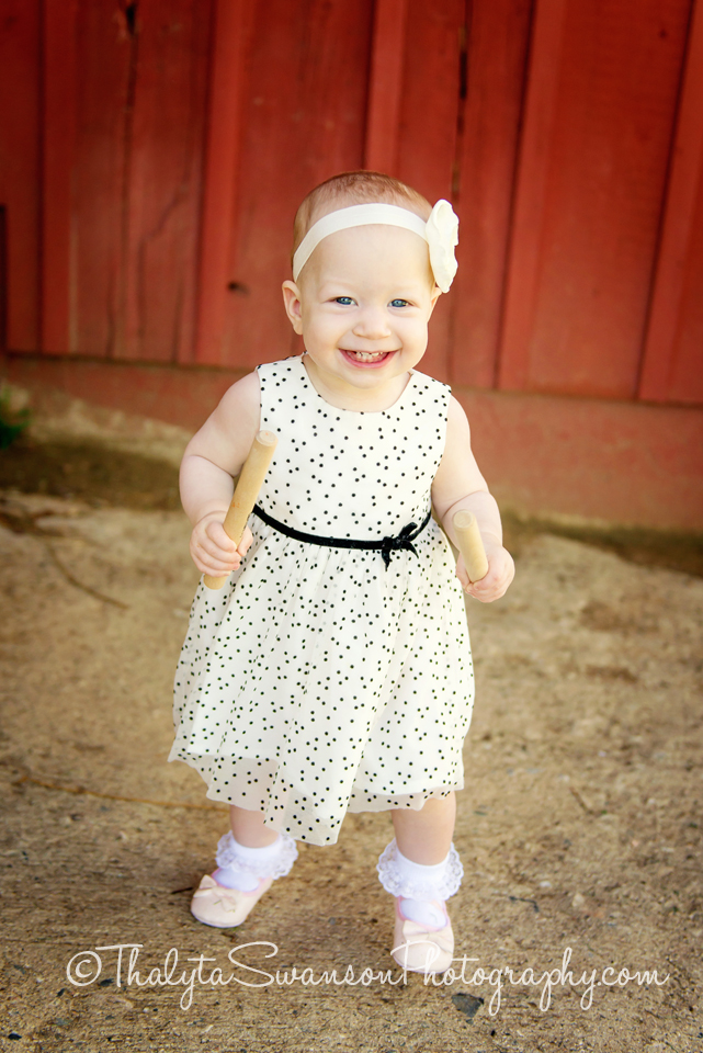 One Year Old Photo Session - Fort Collins Photographer (3)