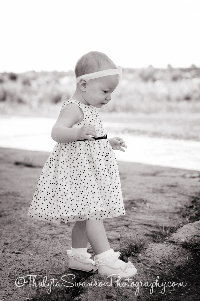 One Year Old Photo Session - Fort Collins Photographer (4)