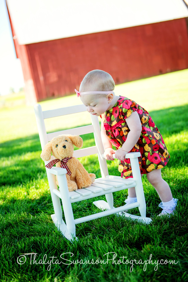 One Year Old Photo Session - Fort Collins Photographer (6)