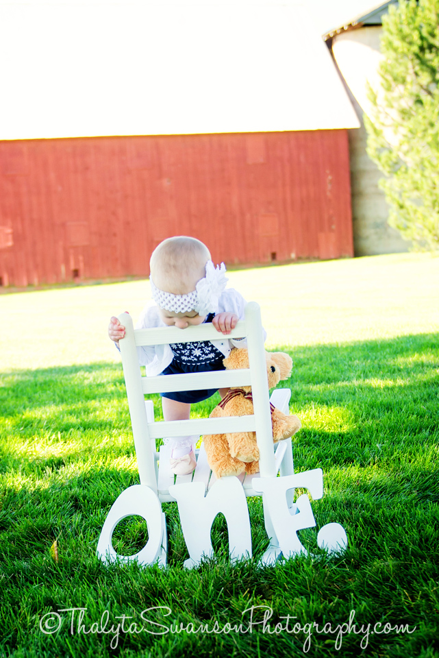 One Year Old Photo Session - Fort Collins Photographer (8)