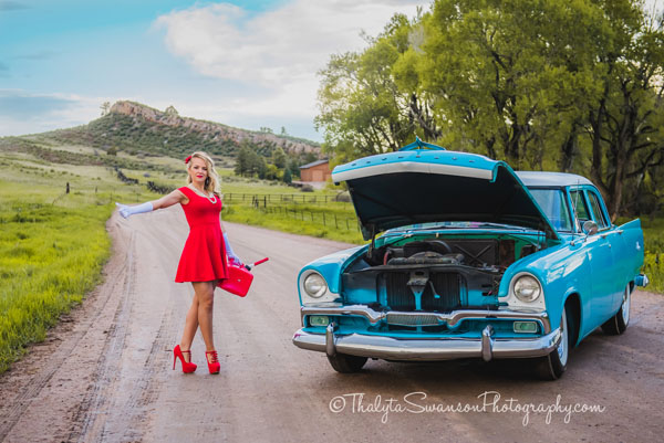 Pin-Up Photo Session - Thalyta Swanson Photography (6)
