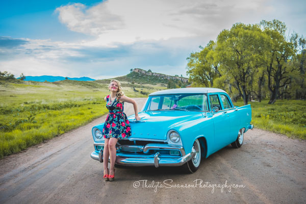 Pin-Up Photo Session - Thalyta Swanson Photography