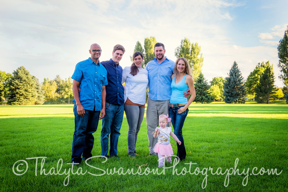 Extended Family Photo Session - Fort Collins Photographer (1)