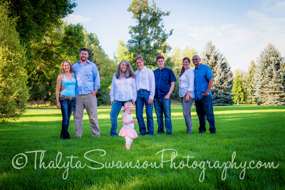 Extended Family Photo Session - Fort Collins Photographer (3)