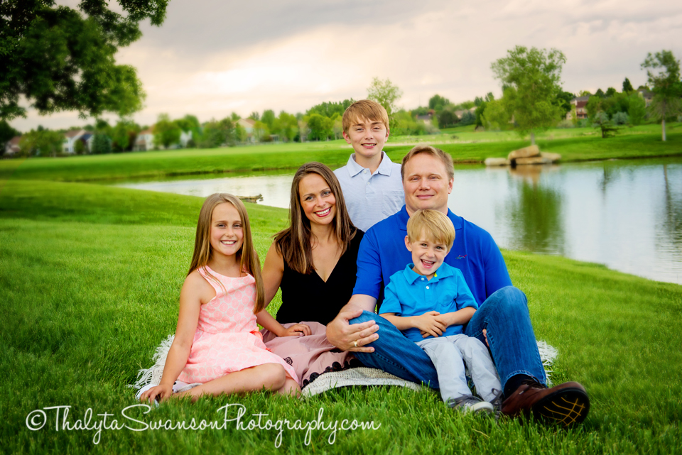 Fort Collins Photographer  - Spring Family Session