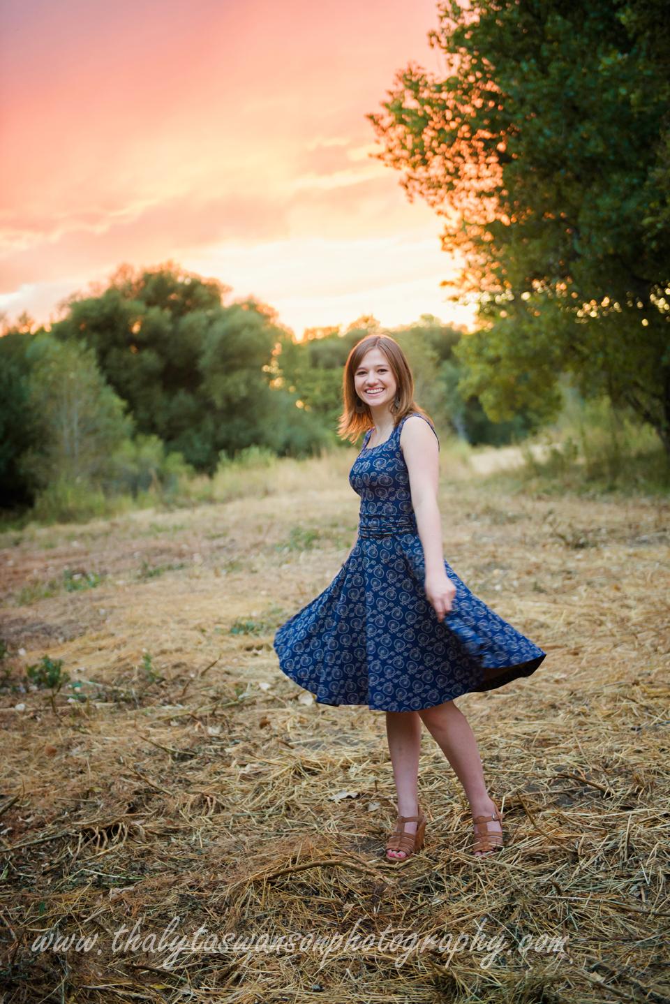 Fun Senior Session - Fort Collins Photographer (26)