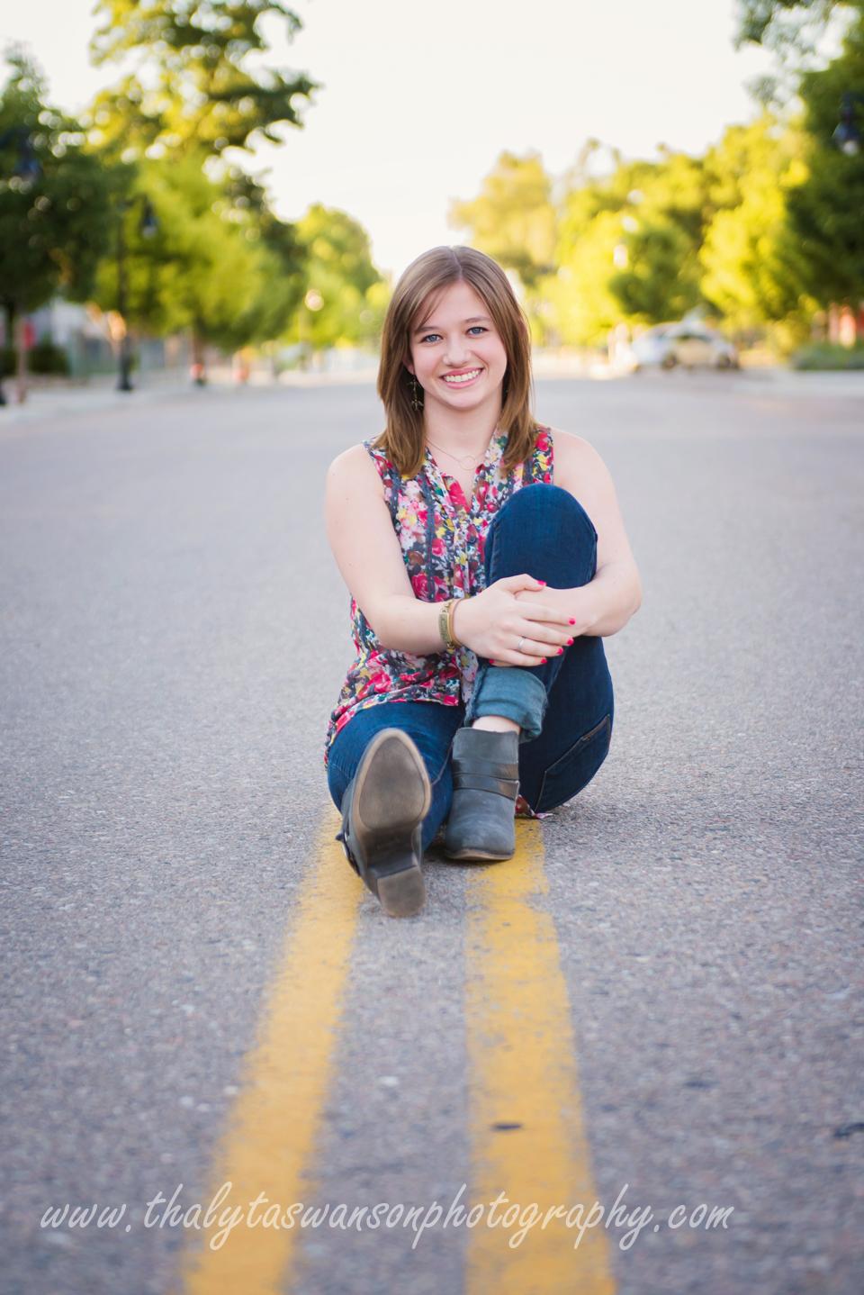 Fun Senior Session - Fort Collins Photographer (4)