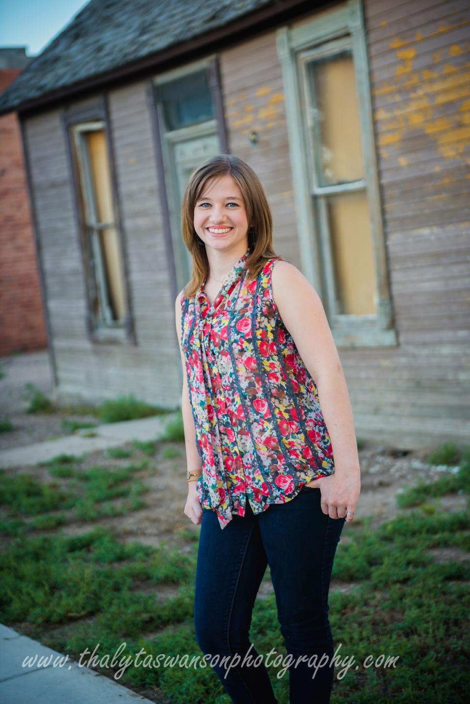 Fun Senior Session - Fort Collins Photographer (7)