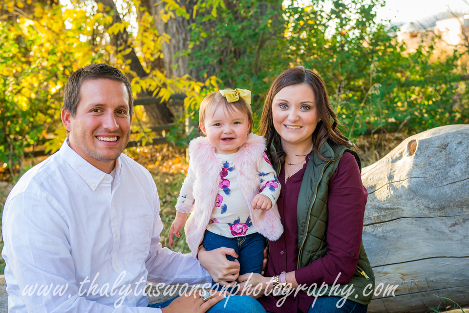 Adorable Fall Session - Thalyta Swanson Photography (1)