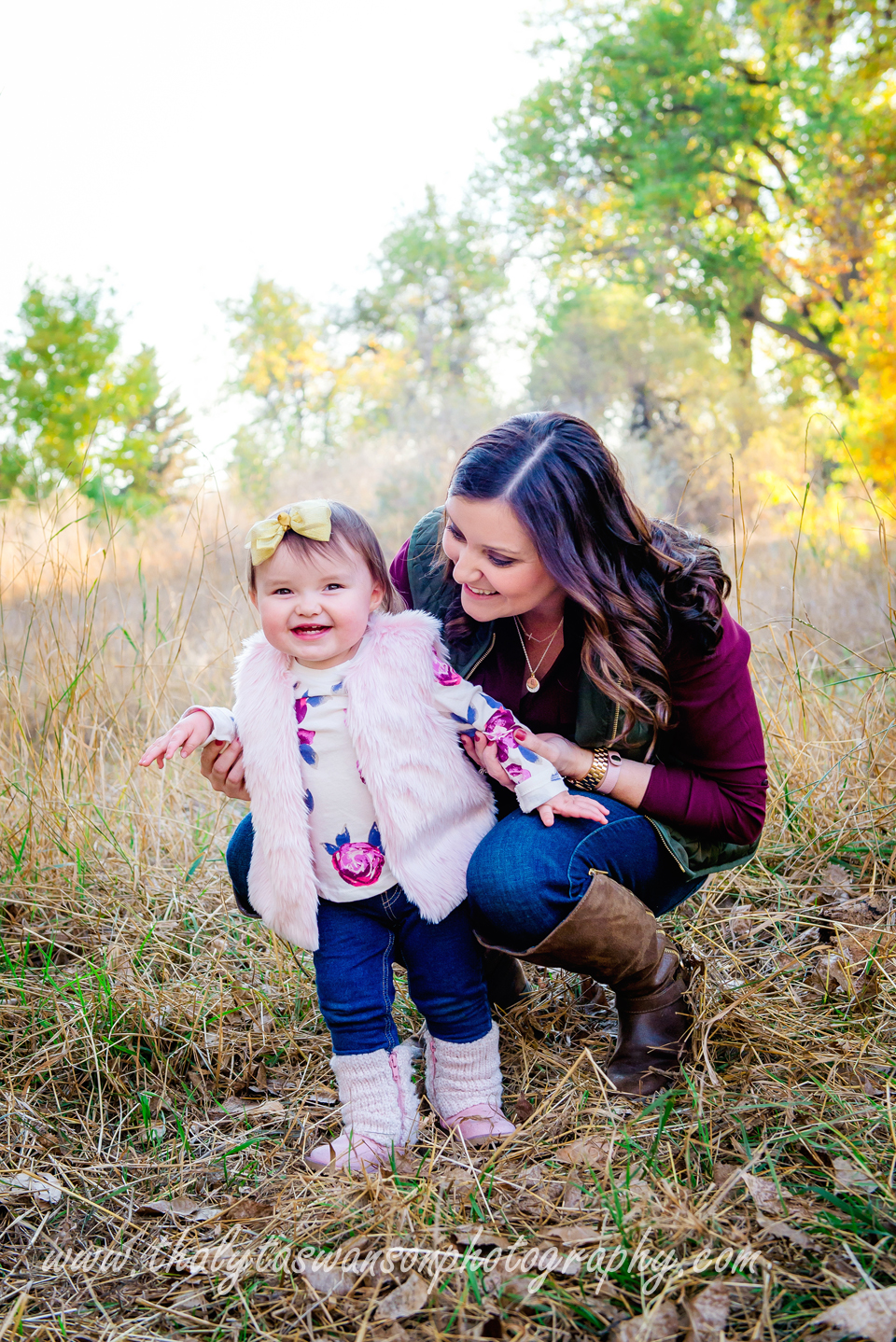 Adorable Fall Session - Thalyta Swanson Photography (15)