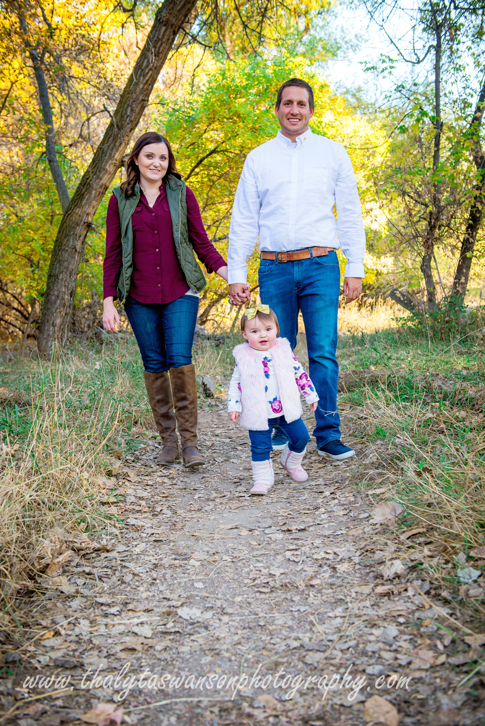 Adorable Fall Session - Thalyta Swanson Photography (17)