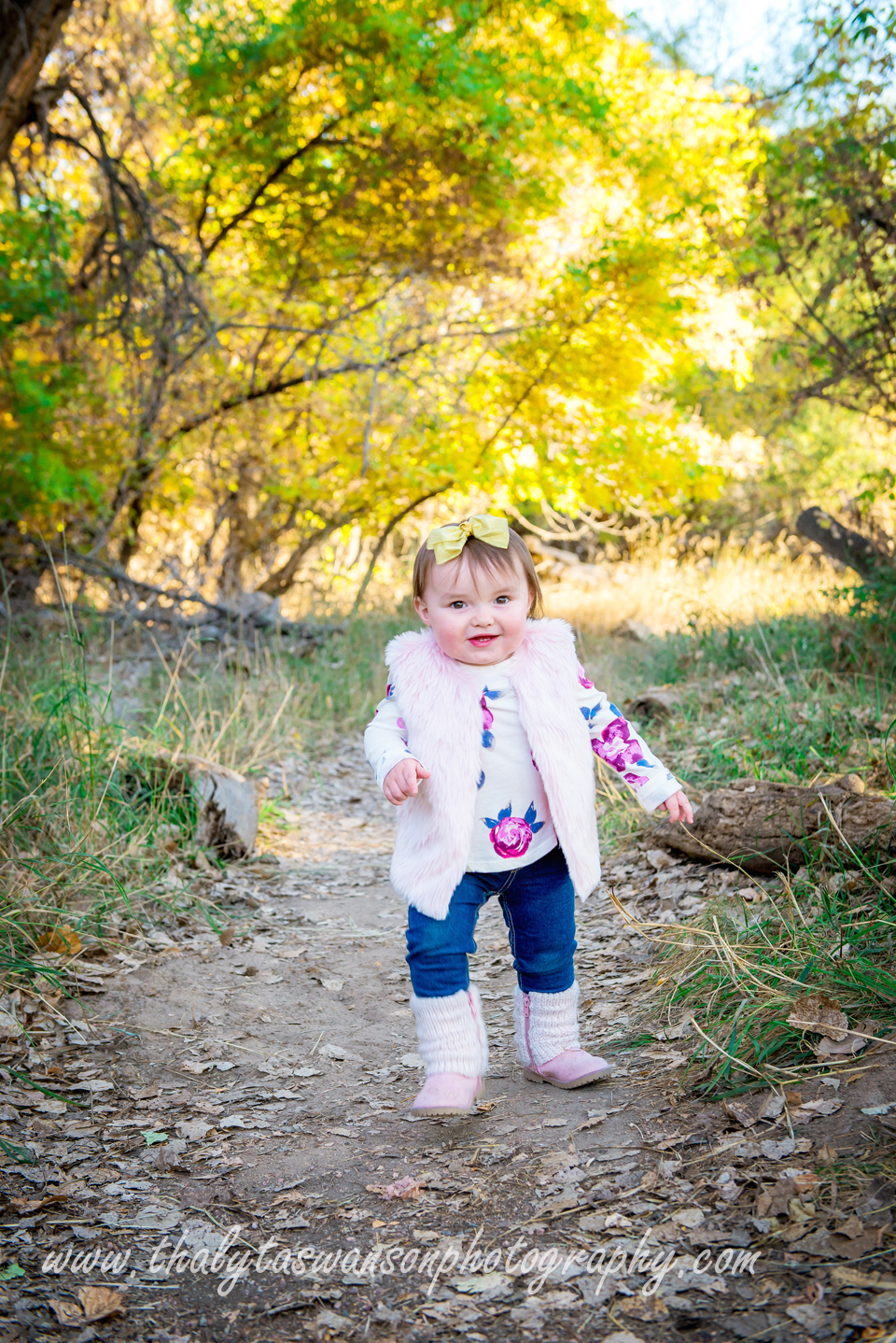 Adorable Fall Session - Thalyta Swanson Photography (19)