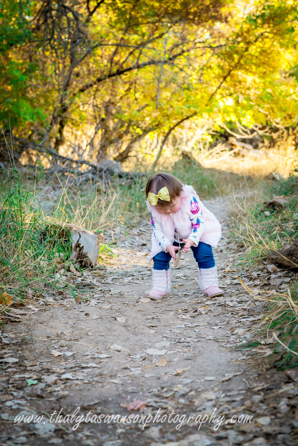 Adorable Fall Session - Thalyta Swanson Photography (20)