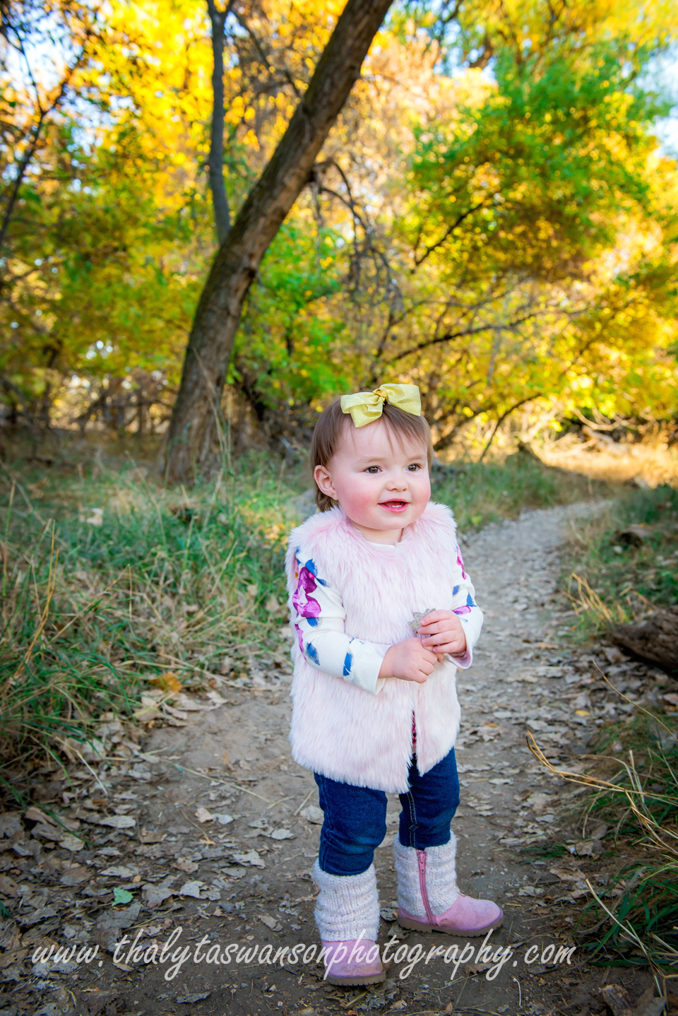 Adorable Fall Session - Thalyta Swanson Photography (22)