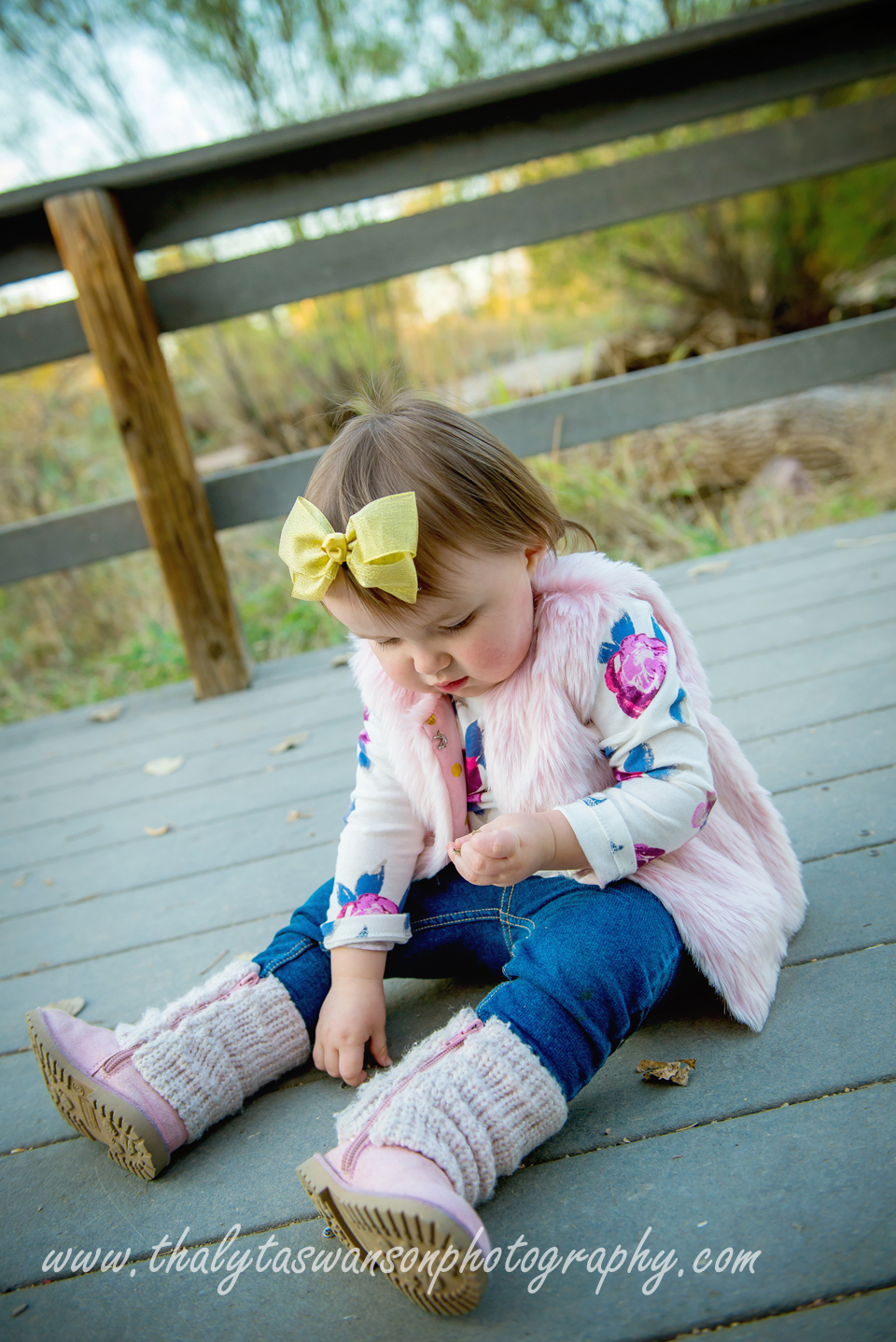 Adorable Fall Session - Thalyta Swanson Photography (6)
