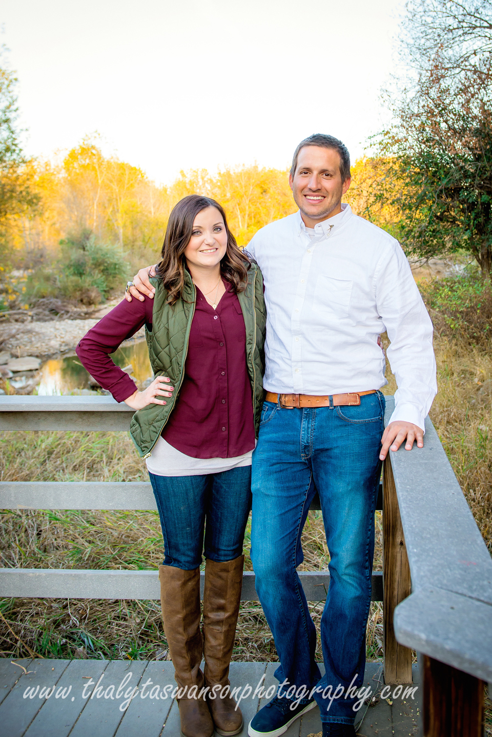 Adorable Fall Session - Thalyta Swanson Photography (7)